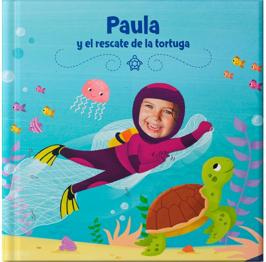 THE RESCUE OF THE TURTLE